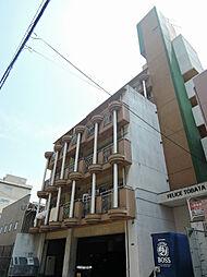 福岡県北九州市戸畑区中原西1丁目の賃貸マンションの外観