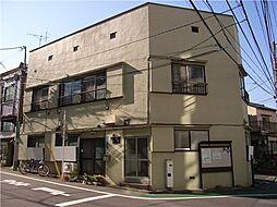 東京都板橋区板橋4丁目の賃貸アパートの外観