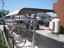 愛知県名古屋市北区三軒町の賃貸マンションの外観