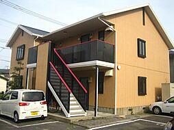 佐賀県唐津市和多田大土井の賃貸アパートの外観