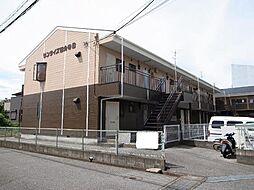 千葉県市原市惣社1丁目の賃貸マンションの外観