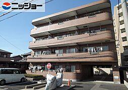 プリミエールT's[4階]の外観