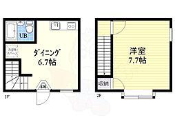 富士見ヶ丘駅 9.2万円