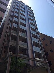 カスタリア麻布十番II[8階]の外観