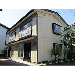 コーポコヤマ[B号室]の外観