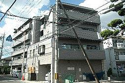 大阪府茨木市島1丁目の賃貸マンションの外観