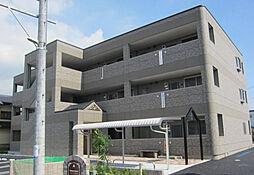 シャン ドゥ フルール[2階]の外観