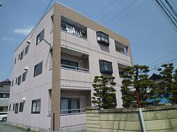長野県諏訪市大字豊田有賀の賃貸マンションの外観