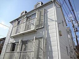 ホワイトパレスA・B[1階]の外観