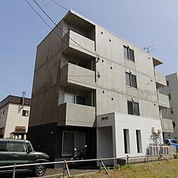 DE-N[2階]の外観