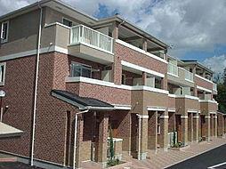 大阪府堺市中区深阪6丁の賃貸アパートの外観