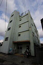 広島県安芸郡府中町鹿籠1丁目の賃貸マンションの外観