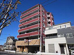 埼玉県川口市元郷2丁目の賃貸マンションの外観