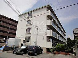 兵庫県明石市王子2丁目の賃貸マンションの外観