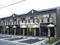 フローラ永田 B棟[1階]の外観