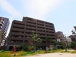 リーガル新神戸パークサイド[3階]の外観