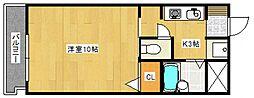SIRIUS[4階]の間取り