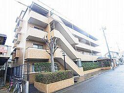 埼玉県三郷市早稲田4丁目の賃貸マンションの外観
