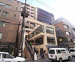 京都府京都市中京区梅忠町の賃貸マンションの外観