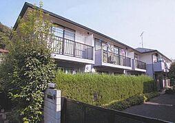 エステートピア調布ヶ丘[1階]の外観