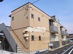 ルミエール木田駅前A[1階]の外観