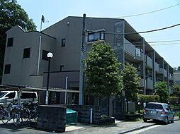神奈川県横浜市緑区森の台の賃貸マンションの外観