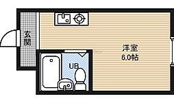 野江内代駅 1.2万円