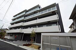 兵庫県西宮市若草町2丁目の賃貸マンションの外観