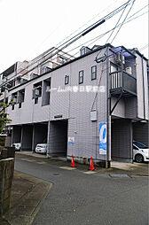 福岡県春日市千歳町2丁目の賃貸アパートの外観