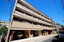 神奈川県横浜市神奈川区松本町5丁目の賃貸マンションの外観