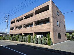 埼玉県深谷市上柴町西7丁目の賃貸マンションの外観