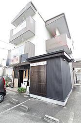 愛知県名古屋市天白区池見2丁目の賃貸アパートの外観
