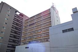 岡山県岡山市北区表町3丁目の賃貸マンションの外観