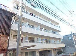 埼玉県草加市中央2丁目の賃貸マンションの外観