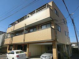 第二横田ハイツ[2階]の外観