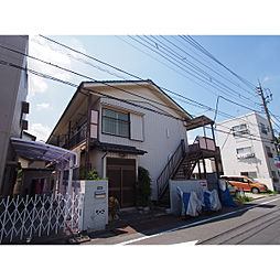 坂田コーポ[105号室]の外観
