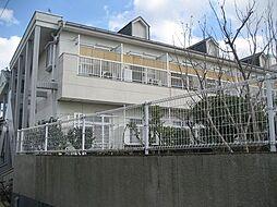 リバティコーポ別府[2階]の外観