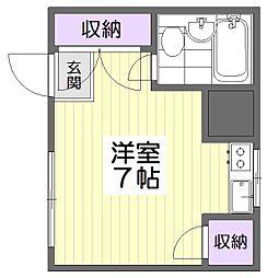 10553[2階]の間取り