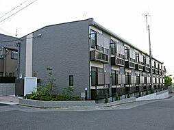 兵庫県神戸市北区藤原台中町7丁目の賃貸アパートの外観