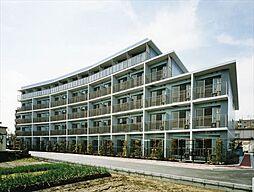 東京都府中市押立町1の賃貸マンションの外観
