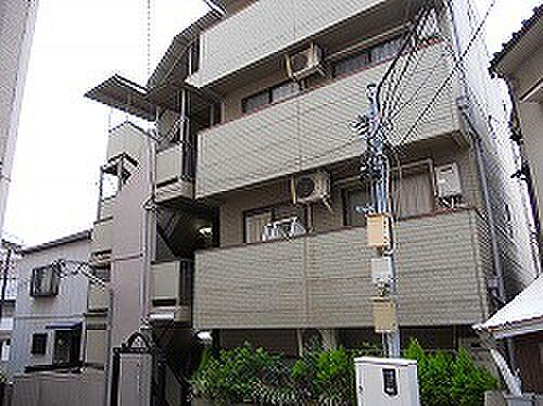 セゾン神田[3階]の外観