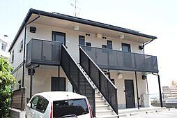 フレグランス高須[2階]の外観
