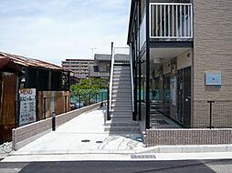 兵庫県高砂市高砂町木曽町の賃貸アパートの外観