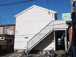 プレジールシノザキ[1階]の外観