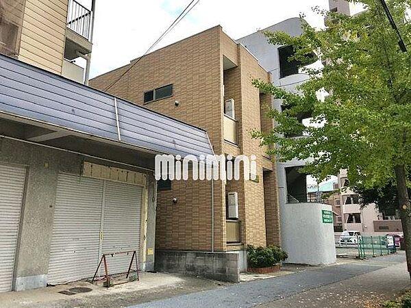 エスポワール桜本町[1階]の外観