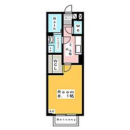 新築 D-room ASAHI[1階]の間取り