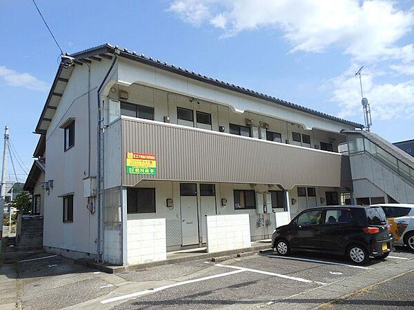 リバーサイド額 1階の賃貸【石川県 / 金沢市】