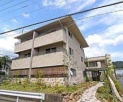 京都府京都市北区上賀茂前田町の賃貸マンションの外観