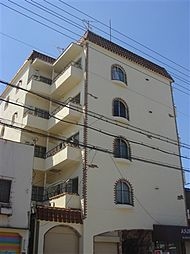 鶴町グリーンコーポ[1F号室]の外観