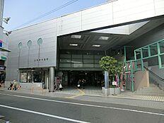 東急池上線荏原中延駅